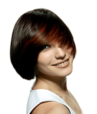 natural hairstyles bob hair cut