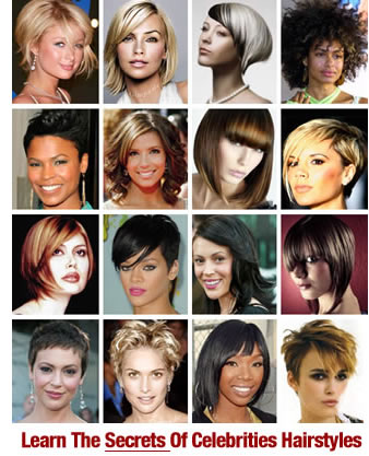 hairdressing resources celebrity hairstyles