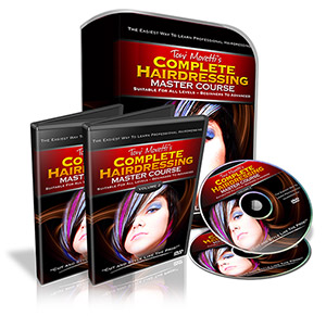 hairdressing dvds course academy