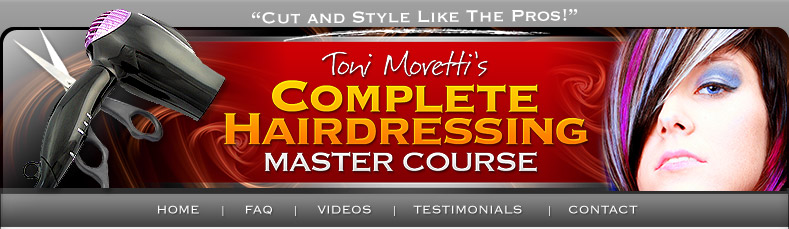 Hairdressing Mastercourse® - The #1 Hairdressing Courses On 2 DVDs ...