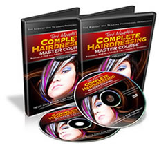 step by step hairstyling videos
