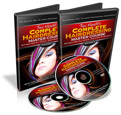 hairdressing dvd - clydebank college and hairdressing